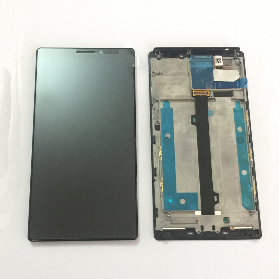 For Lenovo VIBE Z2 Pro K920 LCD Display with touch Screen digitizer Assembly for lenovo vibe k5 a6020 a40 lcd display touch screen digitizer assembly replacement parts free shipping with tools as gift