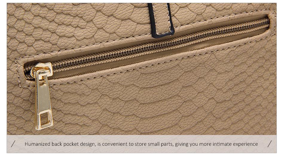 REALER brand small shoulder bag for women messenger bags ladies PU leather handbag purse tassels female crossbody bag women 2019 12