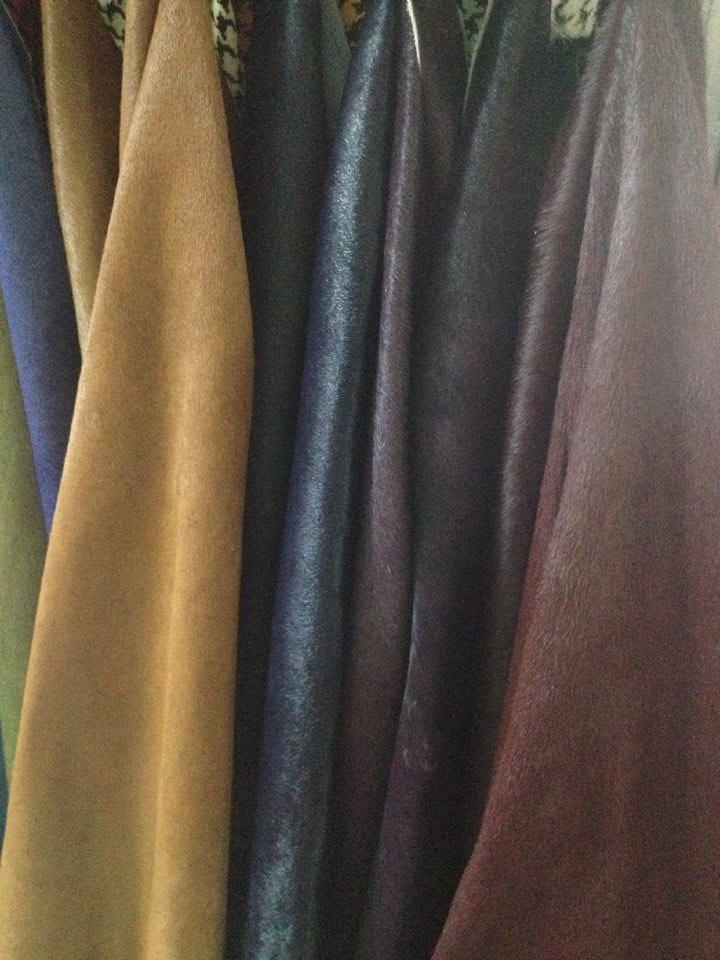 Настоящее Конский Мех животных и кожа Пелт Ткань одноцветное Цвет для Подушки/украшение дома/сандалии, бесплатная доставка