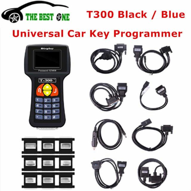 2018 Newest V17.8 T-300 T300 Key Programmer For Universal Cars Immobilizer Key Decorder T 300 Key Maker English/Spanish DHL Free