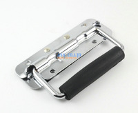 2 Pieces 122mm Spring Loaded Hardware Puller Boxes Door Chest Handles