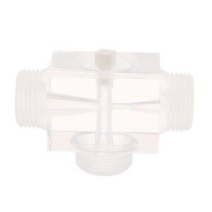 Image 5 - Jet Beluchter Van Venturi Pulsator Injector Voor Water Behandeling Farmaceutische Kit 60X43X43 Mm Gemaakt Van Plexiglas