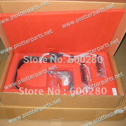 Q6659-60174 Ink supply tubes assembly 44inch for HP Designjet Z3100 used new q5669 60671 q6659 60174 for designjet z3100 z3200 ps ink tube kit 44 bo ink printhead plotter tubes printer parts free ship