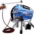 1 шт. электрическая безвоздушная краскораспылительная машина высокого давления домашний распылитель многофункциональная настенная краск...