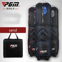 Pgm 새로운 골프 에어백 비밀 번호 잠금 두꺼운 항공기 체크 가방 foldable hkb009