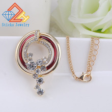 (1 pieces / lot) 100% environmentally friendly material pendant necklace