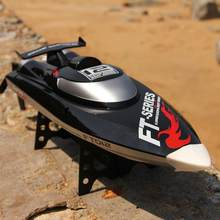 FT012 2.4G 4CH Remote Controlled Brushless Racing RC Boat 45 km/h(China)