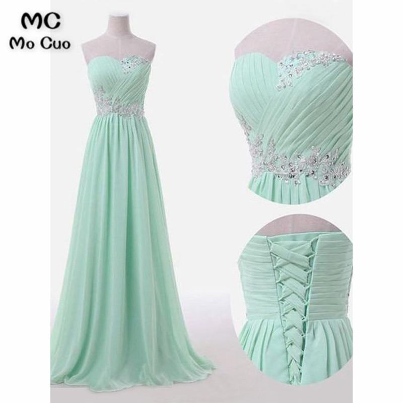 Ready Ship 2019   Bridesmaid     Dresses   Sweetheart Appliques Beaded Chiffon Wedding Party   Dress     Bridesmaid     Dress   Custom Made