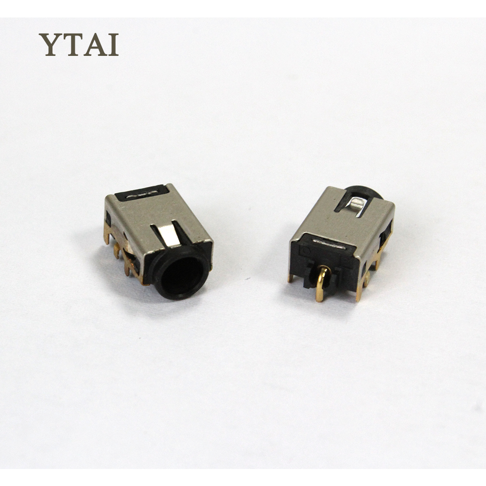YTAI DC Power Jack Connector For Laptop Asus Zenbook UX31A UX31A2 UX32A UX32V UX32VD Series charging socket