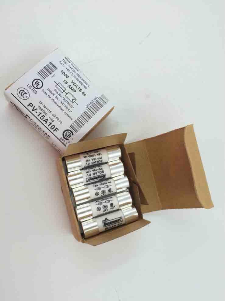 цена на Free shipping 5pcs Fuses: PV-15A10F 15A 1000VDC 10*38 PV-5/10/20A10F