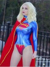 הקדושים Superhero קייפ סופרגירל