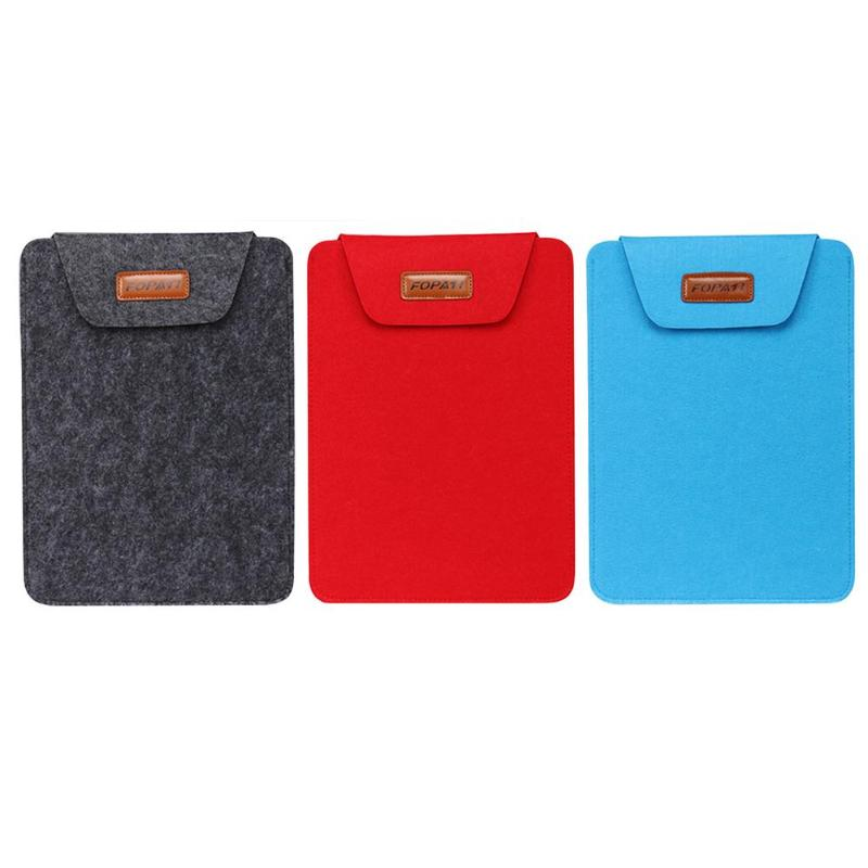 2019 New Tablet Sleeve Case For IPad 17 Inch Multi-functional Leisure Felt Handbag High Quility Tablet Sleeve Case Dropshipping