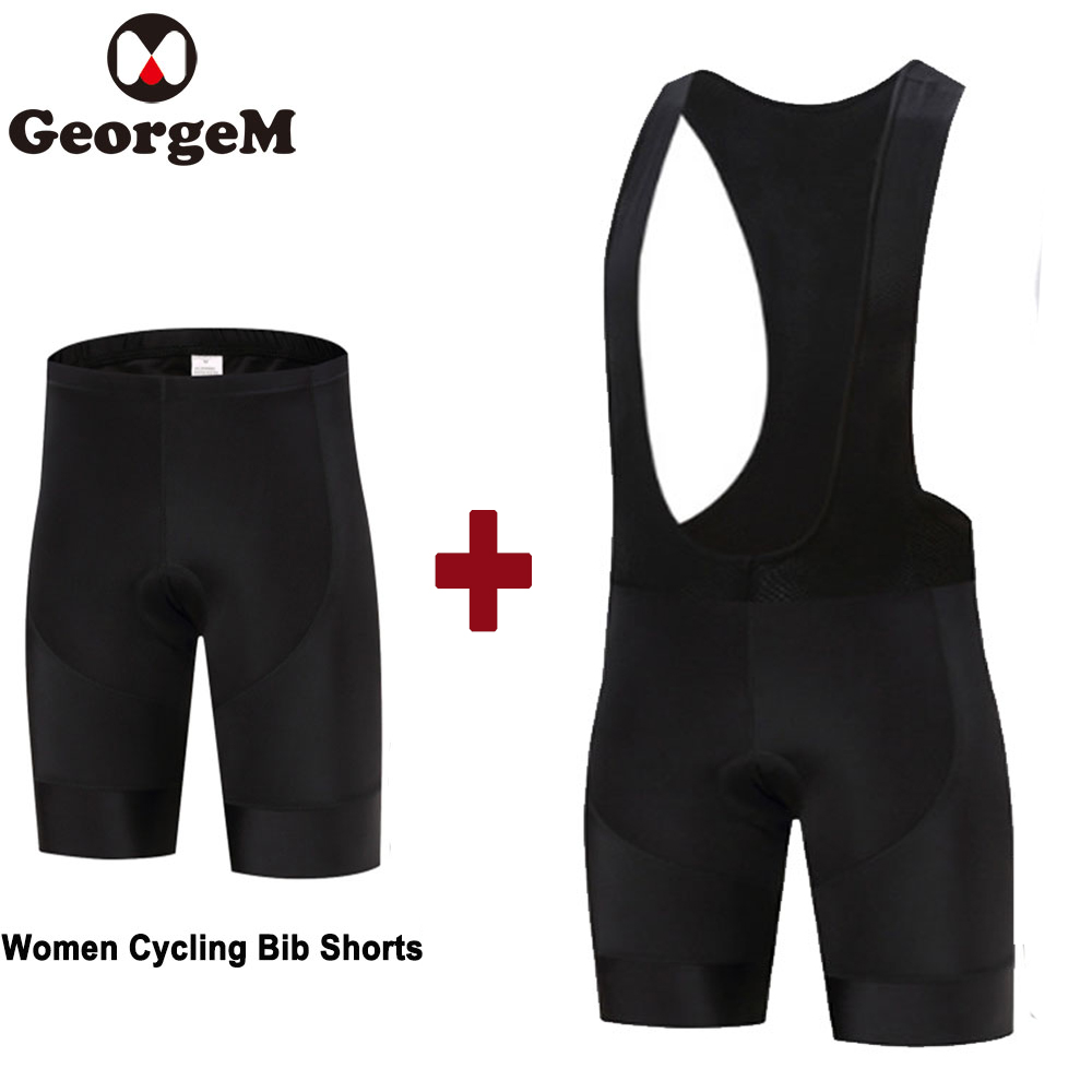 Mtb Downhill Female Cycling <font><b>Bib</b></font> <font><b>Shorts</b></font> Summer Womens Bicycle <font><b>Bib</b></font> <font><b>Shorts</b></font> Cycling Pro <font><b>Bib</b></font> Pants <font><b>Short</b></font> Velo Femme GeorgeM image