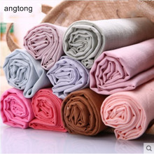 1 meter human cotton linen fabric slub texture national clothes Chinese-style pleated for garment shirt T506