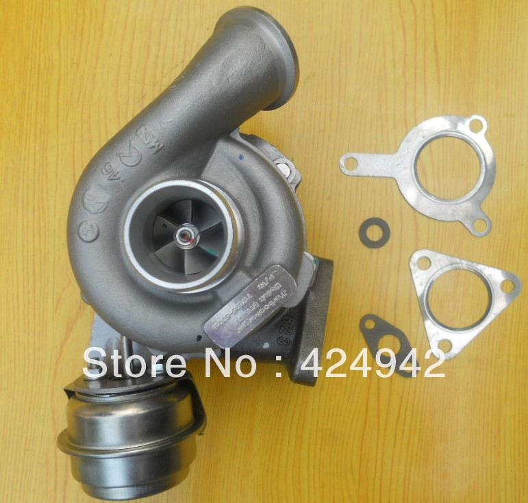 GT1849V GT18 705204 717626 860055 Turbo turbocharger for Saab 9-3 I Saab 9-5 2.2 TiD Opel Signum Opel Vectra 2.2 DTI Y22DTR image