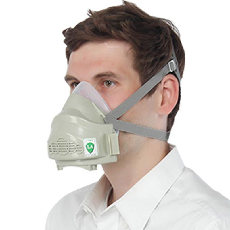 Personal Health Care Health Care Zlrowr N3800 Anti-dust Facepiece Filter Paint Spraying Cartridge Respirator Gas Mask