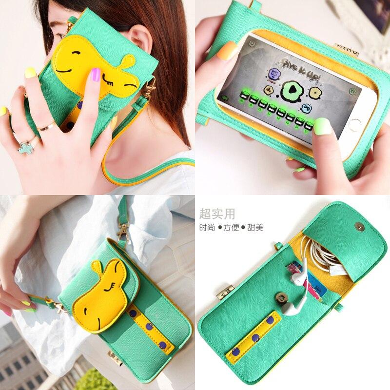 Плечо карман кошелек Чехол Средства ухода за кожей шеи ремень мешок мобильного телефона для Mei Zu M5 M3 M2 Note m5s m3s mini m3e e2 mx6 Pro 6