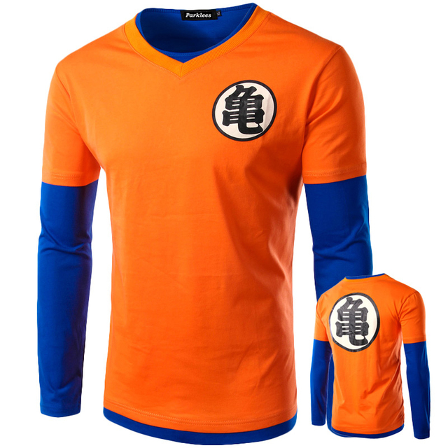 New Dragon Ball T shirt Men Tee Shirt Homme 2016 Summer Style Anime Comic V Neck Tshirt Casual Brand Cotton Cosplay 3D T-shirt