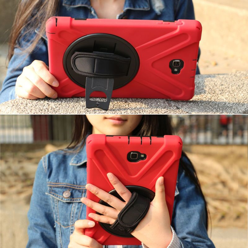 Hmsunrise For Samsung galaxy tab a 9.7 estuche T550 T555 Kids Safe - Accesorios para tablets - foto 6