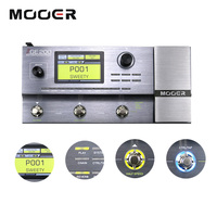 MOOER GE200 52 Second Looper With Half Speed And Reverse Effects 55 Amplifier Models 70 Quality