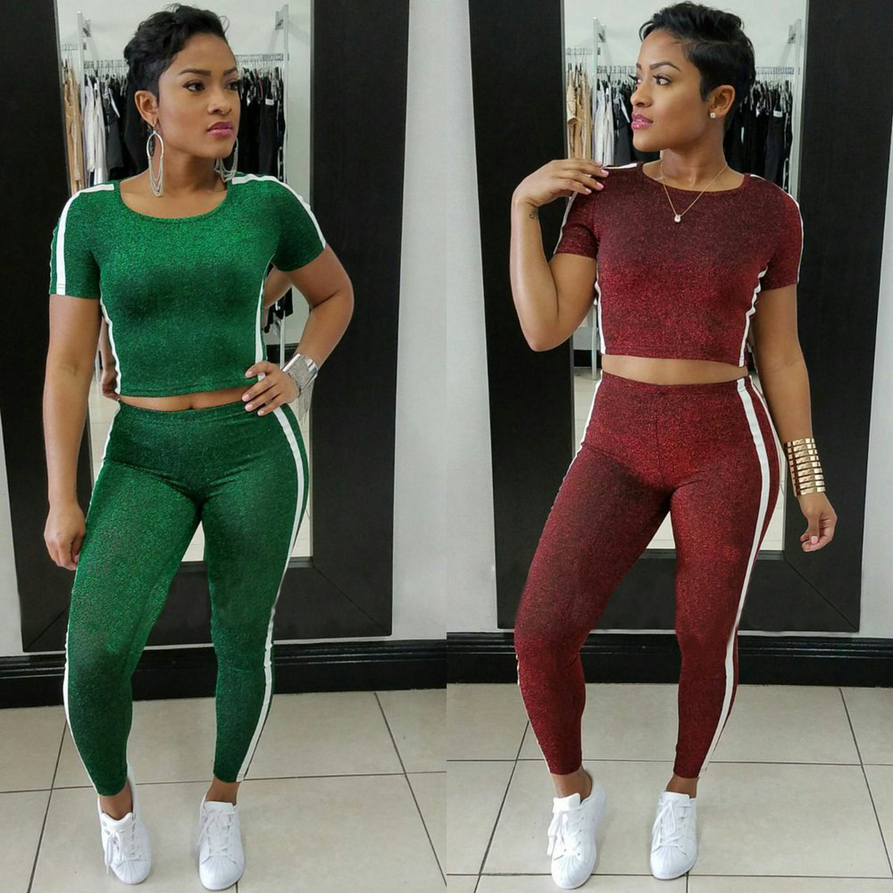 Women New Fashion Sexy Casual Jumpsuits Ladies 2 Pieces party PLAYSUITS Winter Vestidos Rompers Evening Velour Night Clubwear