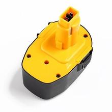 цена на New 14.4V 2.0Ah Ni-CD Replacement Power Tool Battery For Dewalt DC9091 DC9091 DE9038 DE9091 DE9092 DW9091 Cordless Drill Battery