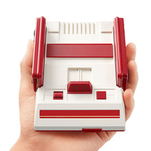 Горячие продажи мини-семья ТВ Игры Классический ретро 30-летие видео игры Детская портативных игровых консолей 500 различных игр