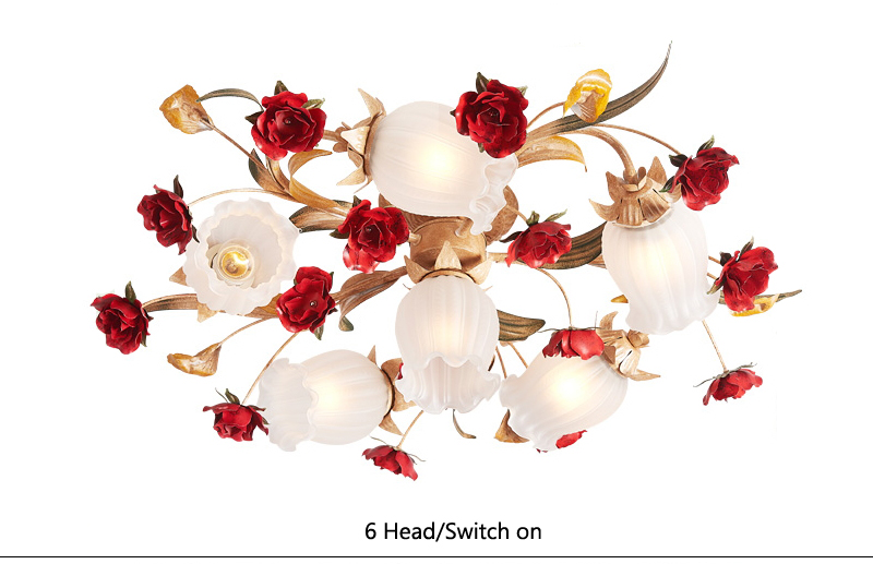 flower ceiling light (14)