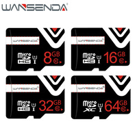 Brand New Memory Card 64GB 32GB 16GB 8GB 4GB Real Capacity Micro Sd Card TF Card