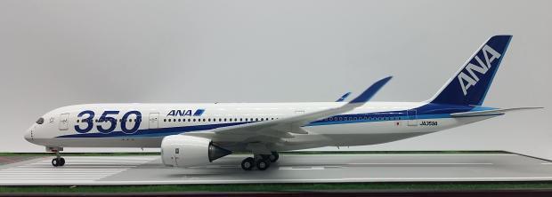 цена  Inflight200 1: 200 All Nippon Airways ANA Airbus A350 JA359A Alloy aircraft model Favorites Model  онлайн в 2017 году