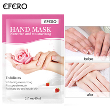 1pair Hand Mask Hand Care Moisturizing Whitening Skin Care E