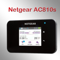 unlock netger AC810S aircard 810s 4g router cat11 600mbps 4GX cat6 mini 3g 4g router lte routers sim 5g ac810 outdoor
