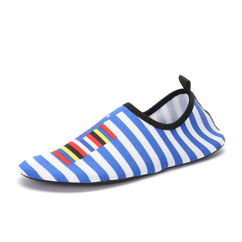 New summer 2018 Men Women Water Shoes Soft Yoga Swimming Beach Sandals Outdoor diving Sh ...