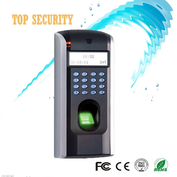 Cheapest Fingerprint Access Control F7 ZK biometric fingerprint time attendance and access control system biometric fingerprint access controller tcp ip fingerprint door access control reader