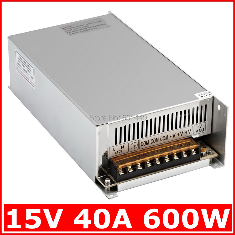 factory direct electrical equipment & supplies power supplies switching power supply s single output series scn 1000w 12v Factory direct> Electrical Equipment & Supplies> Power Supplies> Switching Power Supply> S single output series>SP-600W-15V