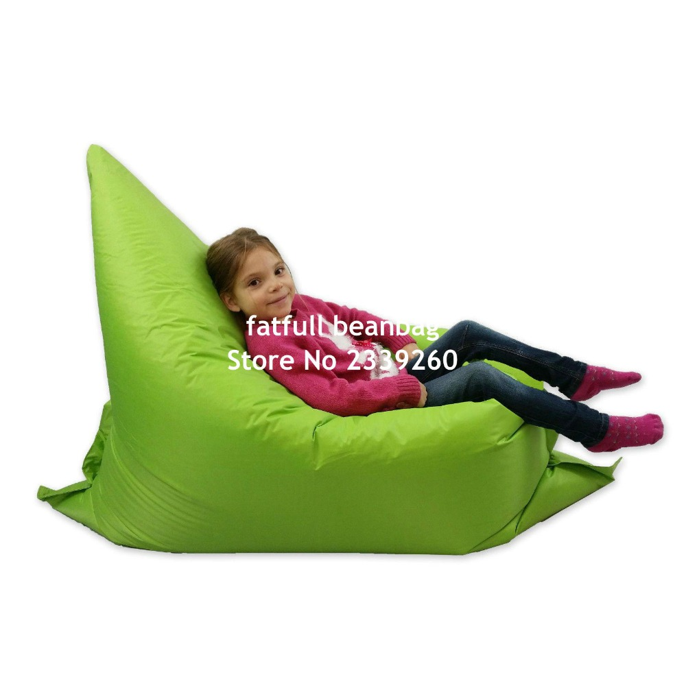 Cover Only No Filler Cobalt Blue Multifunctional Bean Bag Chair Children Portable Sofa Beanbag In Sofas From Furniture On Aliexpress Alibaba