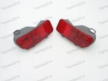 1Pair OEM Rear Bumper Lamps Fog Lights For Honda CRV 2015-2016 oem fog light lamps