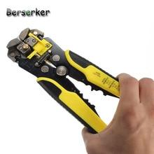 Berserker LX-014 Multifuncional Automático Cable Wire Stripper Friso Ferramentas Manuais Frete Grátis