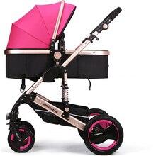 Wiselone Baby Stroller 2 in 1