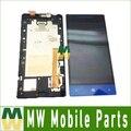 1 pc/lote display lcd + touch screen + quadro digitador assembléia sem problema de sensor para htc 8 s a620e frete grátis