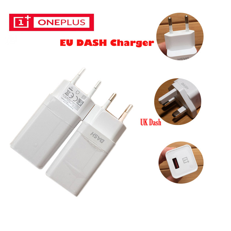 US $4 24 15% OFF|Original Oneplus 6 EU UK US DASH Charger Adapter+ 1+ Dash  Type C cable Dash Fast Quick Charge for OnePlus Three T Five 3 3T 5 5T-in
