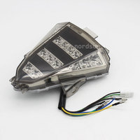 High Quality LED Motorcycle Brake Rear Tail Light Turn Signal Integrated For Yamaha YZF R15 2014