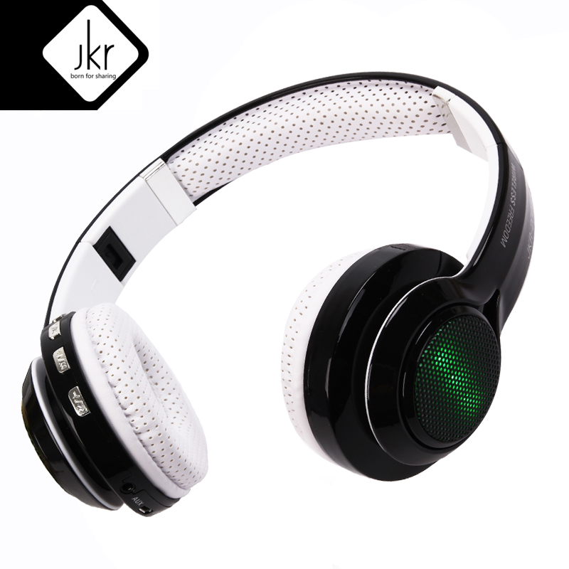 JKR 208B Wireless Headphone Bluetooth Headsets with Microphone Gaming for iPhone xiaomi  Android Original Mobile Phone Headset 2017 original bluetooth headset headphones wireless headphone microphone csr aptx sport earphone for iphone xiaomi android phone