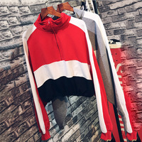Jazz Dance Costumes Long Sleeve Loose Tops Girls Street Dancing Clothes Hip Hop Dancing Outfits Women Rave Stage Outfit DN3753