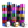 Nail Transfer Foil Roll, 79 Style for Choice, Colorful Star Style Nail Sticker Transfer, Manicure Nail Decoration