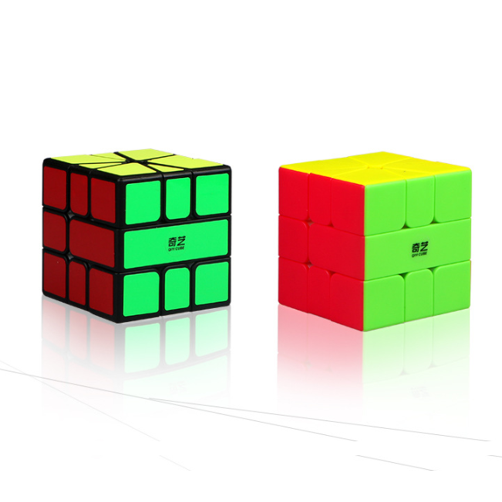 Newest Qiyi Qifa SQ-1 Magic Cube Puzzle Square 1 Speed Cube SQ1 Mofangge Twisty Learning Educational Kids Toys Game square 1 sq1 3x3x3 speed magic cube puzzle cubes toys for kids