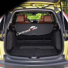 Trunk Shade BLACK Rear Cargo Cover For Honda CR-V CRV 2017 2018