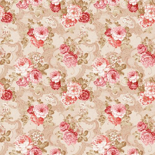 Cartoon Flower Background For Baby Photo Children Backdrops Studio Props Pink Rose Color Wallpaper Backdrop D 7468 In From Consumer Electronics