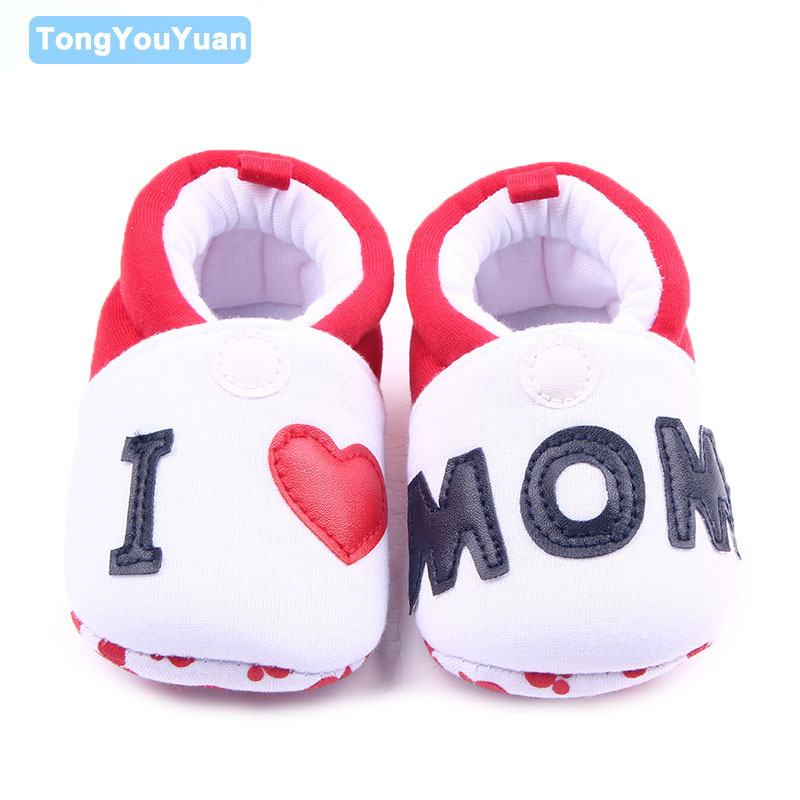 Hot New Arrival Cute Animal Cartoon Add Plush Plus Velvet Warm Baby Boy Girl Winter Cotton Shoes For 0-15 Months