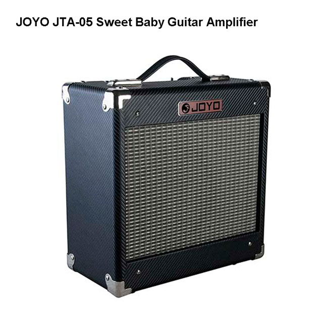 Cheap JOYO JTA-05 Sweet Baby All-tube design Guitar Amplifier 5W low-output class with a sweet warm sound  Vintage circuit design